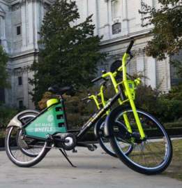 freebike London IHS Markit