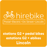 HireBike Lincoln